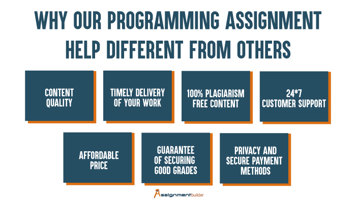 Why Our Programming Assignment Help Different From Others