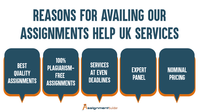 Reasons For Availing Our Assignments Help UK Services