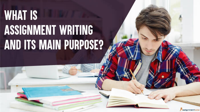 What is Assignment Writing and its Main Purpose