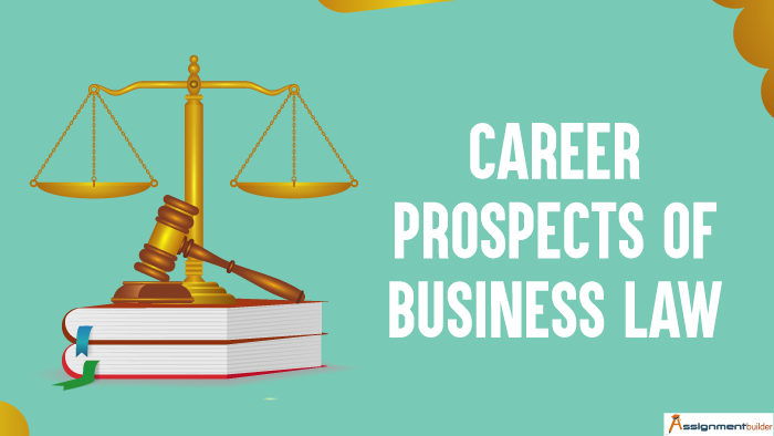 Career Prospects of Business Law