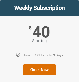 One  Assignment Subscription
