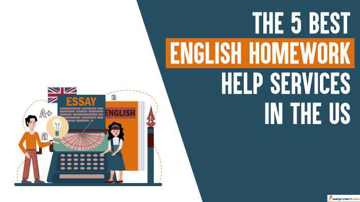 The 5 Best English Homework Help Services in the US