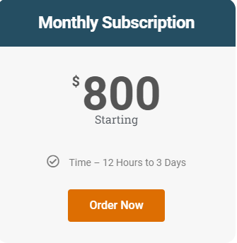 Monthly Subscription Masters